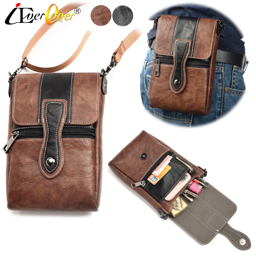 iEverCover Waist / Shoulder / Wallet Bag Case for TP Link