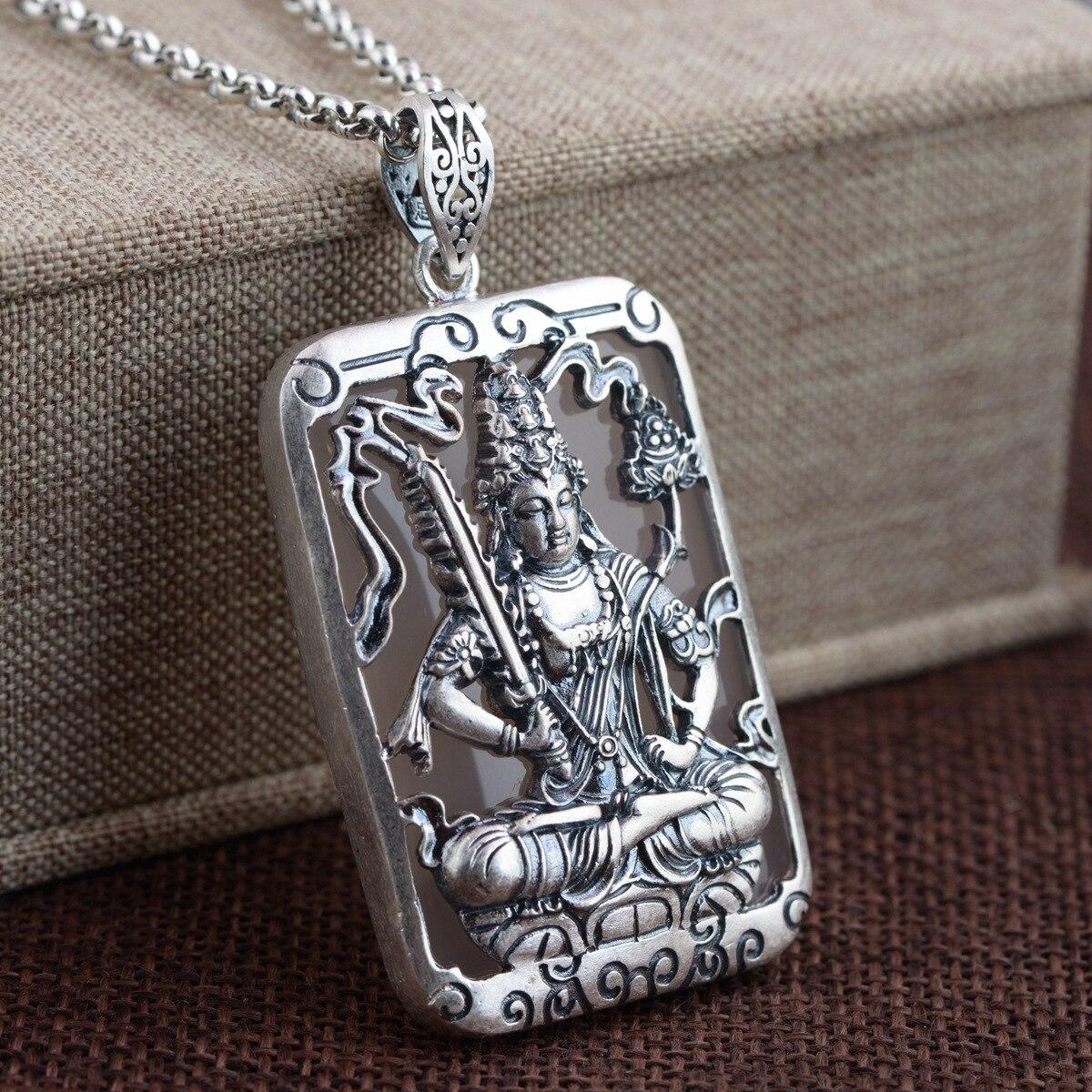 Deer King jewelry Zodiac natal Buddha Pendant Pendant Gift wholesale Guardian explosion