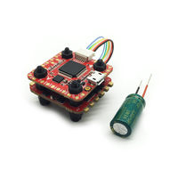 HGLRC F420 Flytower F4M3 Flight Controller 20A BLHeli_S 2 4S 4in1 ESC for RC Models FPV Dron Multicopter Frame Part Accessories