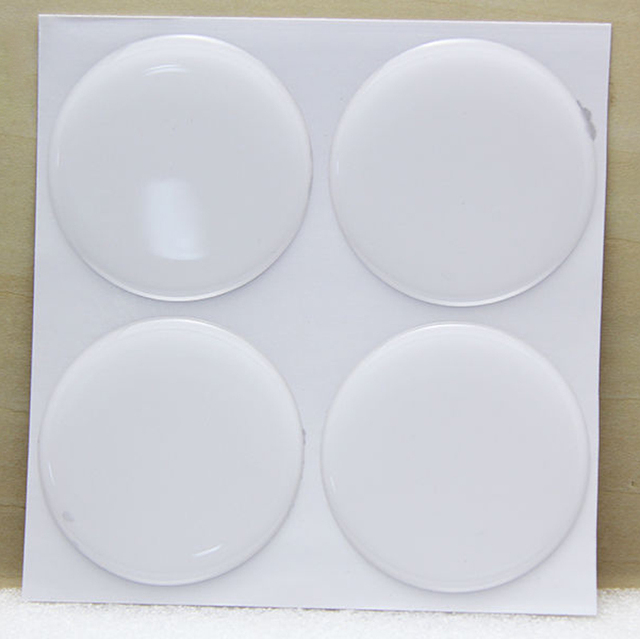 500 pcs 58mm epoxy dome stickers 2 28 inch round clear circle resin stickers