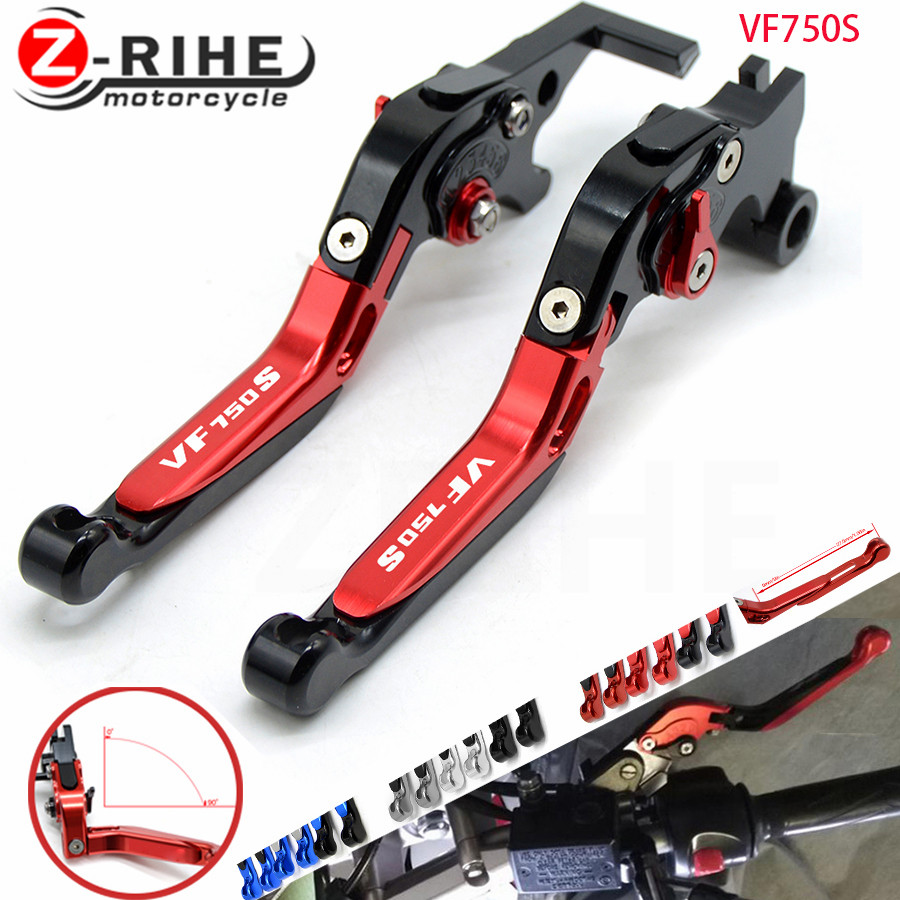 hight resolution of for honda vf 750s vf750s sabre vf 750 s 1982 1986 1983 1984 1985 motorcycle accessories cnc clutch brake levers set