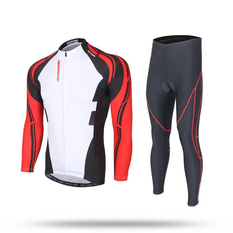 XINTOWN Sky Pro Team Cycling Set Summer Long Sleeves Cycling Jerseys Ropa Maillot Ciclismo Bicycle Bike Cycling Clothing Spring xintown pro team cycling jerseys ropa ciclismo maillot winter thermal fleece bicycle clothing mens bicycle clothing bike clothes