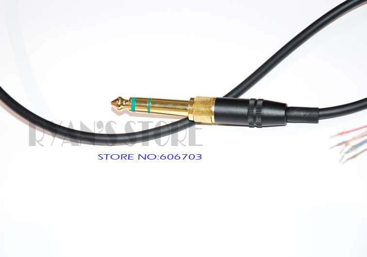 replacement cable cord wire plug for beyerdynamic dt 220