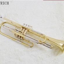 Mall настоящий музыкальный инструмент звук Jinbao лицензирование JBBT-1900 бас Bb Труба тон пожизненная Гарантия