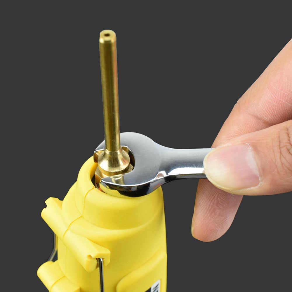 NEWACALOX 12 pçs/lote Cabeça Fixa Ratchet Combinação Wrench Spanner Set Profissional Ferramentas 8mm-19mm Chaves Catraca Ferramentas de Mão De Skate
