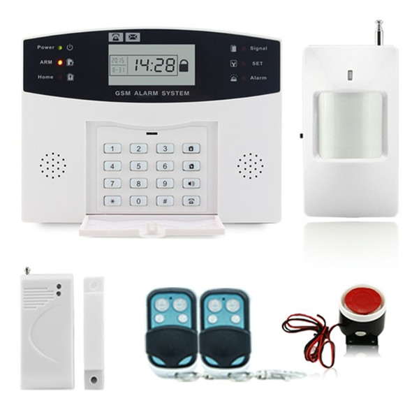 DP-500 gsm alarm system home security 17