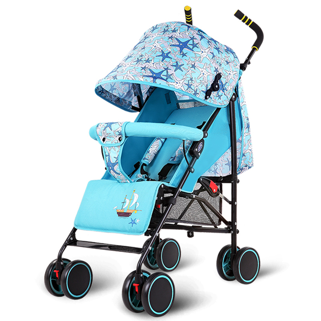 Best selling baby trolley super light portable baby stroller folding easy baby cart