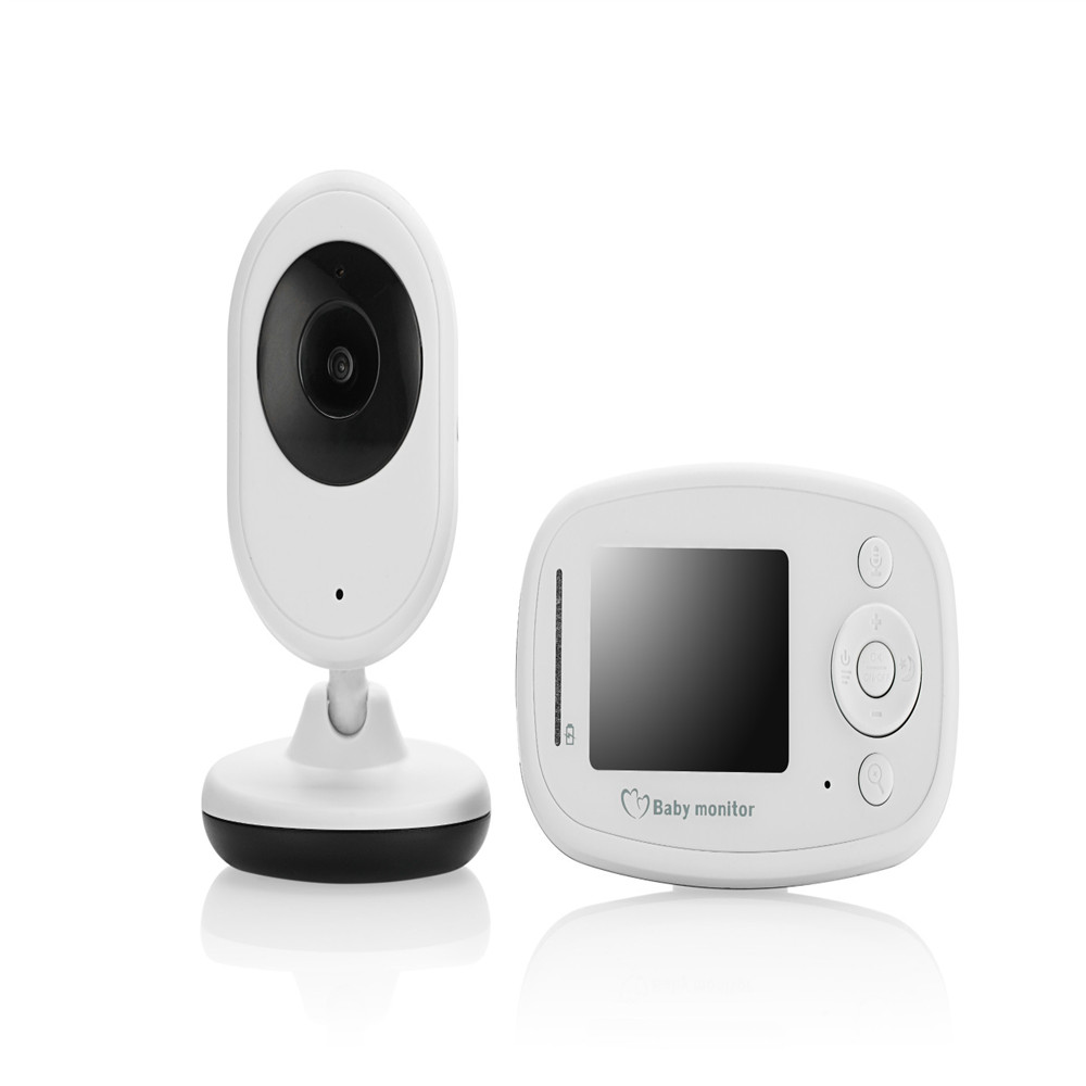 New wireless baby video monitor intelligent two way audio camera intercom baby monitor HD 1080P model SP820 in Baby Monitors from Security Protection