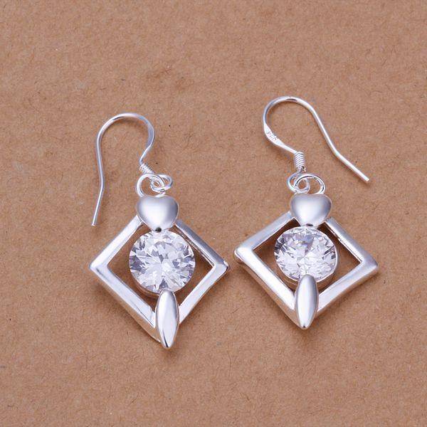 fa9f759829fd ⊱925 pendientes plateados plata de la joyería
