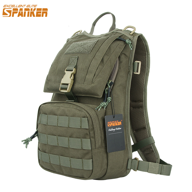 5369f6add975 EXCELLENT ELITE SPANKER Tactical Nylon Molle Hydration Backpack Military  Cycling Dual Use Hydration Backpacks Vest Backpack - aliexpress.com -  imall.com