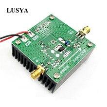 Lusya 400MHZ 4GHZ 1W güç amplifikatörü geliştirme kurulu TQP7M9103 için ısı emici ile desteği sürekli çalışma A8 013