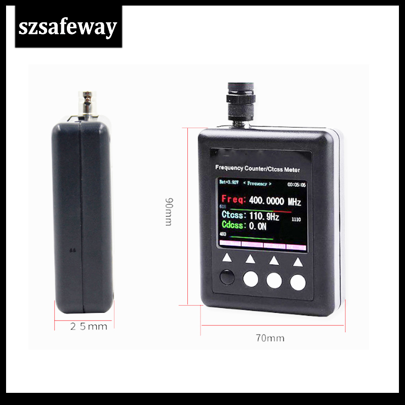 SF-401 SF401plus 100MHz To 3Ghz Digital Frequency Meter