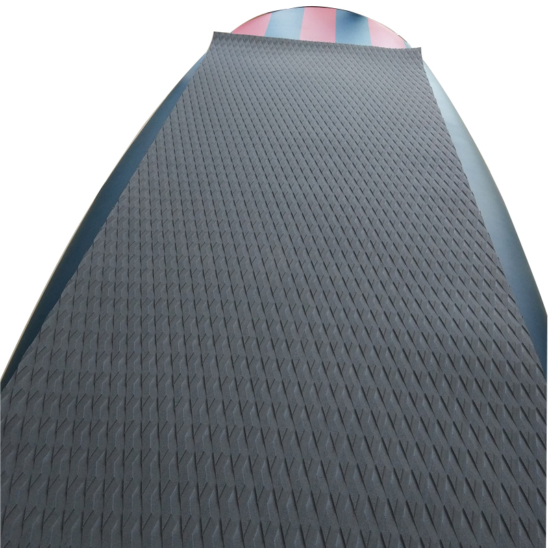 SUP Deck բարձիկներ EVA Foam Crocodile skin / Diamond pattern Traction Pad 3m Surf Pad SUP նավակի տախտակամածի պահոց