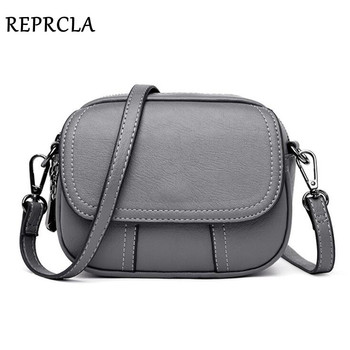 4c2f6260ddf80 REPRCLA Kadın omuzdan askili çanta Moda Yüksek Kaliteli çapraz postacı çantası  Tasarımcı PU Deri Çanta Kadın Çanta Bolsa Feminina