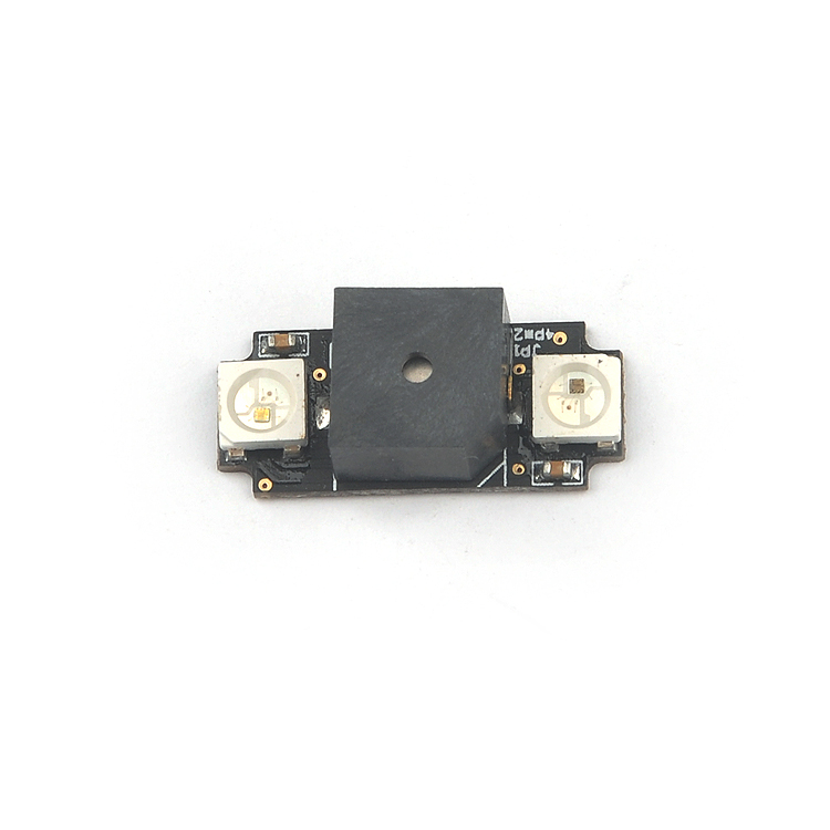 JMT Alarm Buzzer Board Modulu WS2812 PLC Ultra Light and Colorful LED Programmable for NAZE32 F3