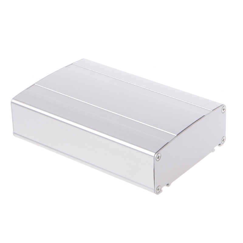 OOTDTY Aluminum Box Enclosure Case Project Electronic For PCB Board DIY 120x80x33mmOOTDTY Aluminum Box Enclosure Case Project Electronic For PCB Board DIY 120x80x33mm