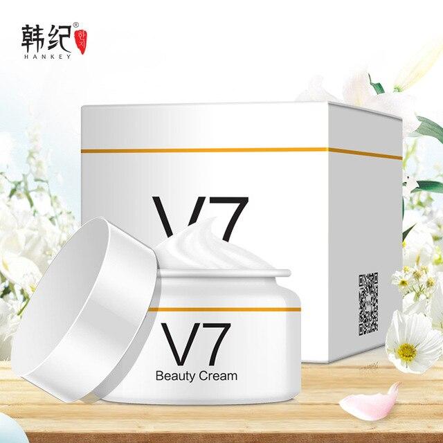 V7 Clareamento Creme Tonificante Luz Preguicoso Oil Controle