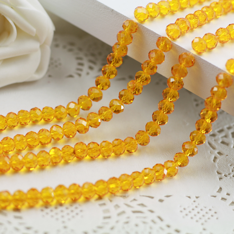 Orange Color 2mm,3mm,4mm,6mm,8mm 10mm,12mm 5040# AAA Top Quality loose Crystal Rondelle Glass beads free shipping aaa 5301 white opal color 3mm 4mm 5mm 6mm 8mm crystal glass bicone beads