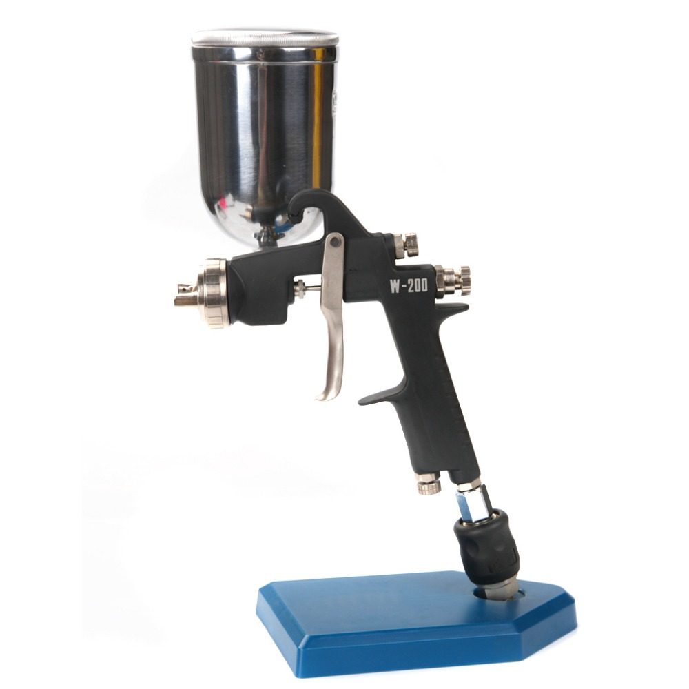 W-200-G Gravity Feed Air Paint Spray Gun Professional Air Sprayer Machine Pneumatic Tool for Car and Furniture