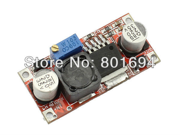 DC-DC Step-Up Power Supply Board 3-34V to 4-35V 2A 15W Boost Charger Converter Module