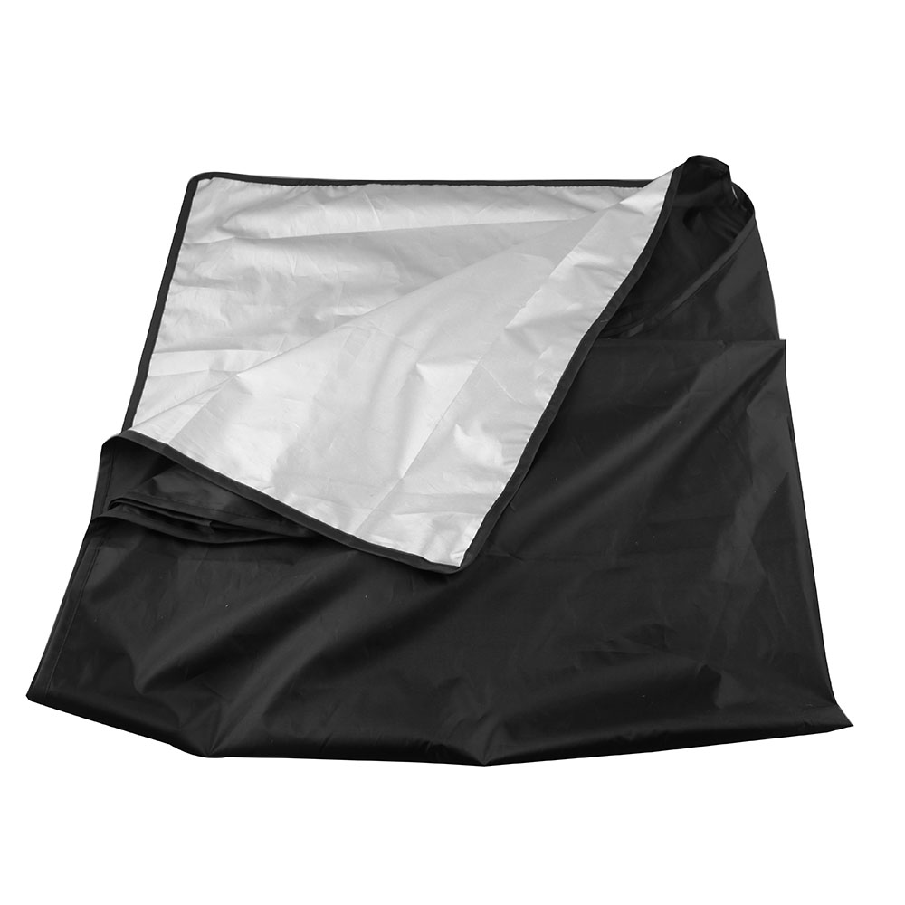 Image 5 - Car Sunshade With Magnet To Avoid Sunlight Rain Ice  Snow Protection Front Windshield With Storage Bag-in Windshield Sunshades from Automobiles & Motorcycles