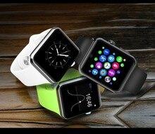 Paragon qualität Smartwatch DM09 Smart watch unterstützung Sim-karte Bluetooth für apple android tragbare geräte PK w8 w90 U8 MOTO 360