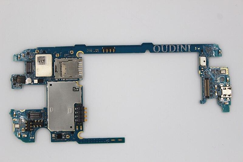 Oudini 100% DÉBLOQUÉ 32 GB travail pour LG G4 H815 Carte Mère, D'origine pour LG G4 H815 32 GB Carte Mère Test 100% & Livraison Gratuite