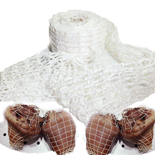 1 метровая сетка, новейшая хлопковая сетка для ветчины и колбасы, рулон для мясника, сетка для хот-догов, инструменты для упаковки колбасы, кухонный инструмент