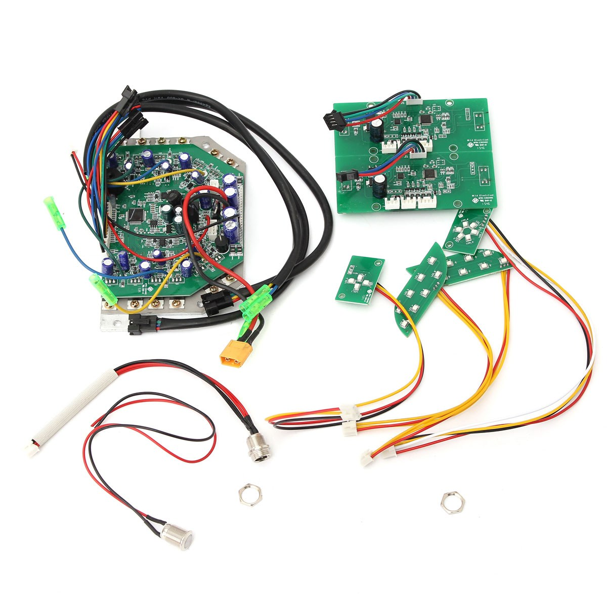 1Set Self Balance Scooter Control Board repair tool Replacement Controller Board For Self Balancing 2 wheels Electric Wheelers hoverboard electric scooter main control board gyroscope for oxboard 6 5 8 10 2 wheels self balance skateboard hover board pcba