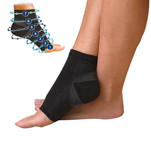 1pair Foot Compression Sleeve
