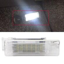 12 В 6000 К ксеноновые Белый светодио дный подкладке лампы багажнике автомобиля Чемодан отделение свет для VW Golf для jetta, Passat B6 B7 грузового лампа