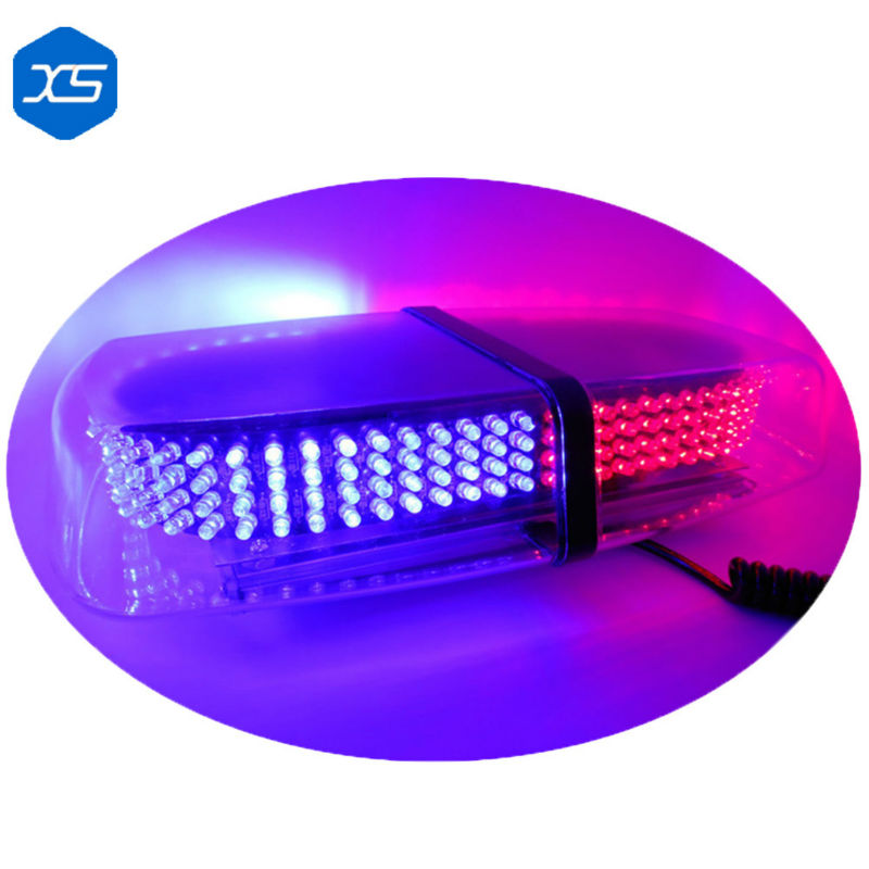 External Light 240 LED Car Traffic Warning Flasher Signal Lamp Red With Blue Color Yellow Car Police Blasting Flashlight wdm 300mm traffic light one aspect red led flasher