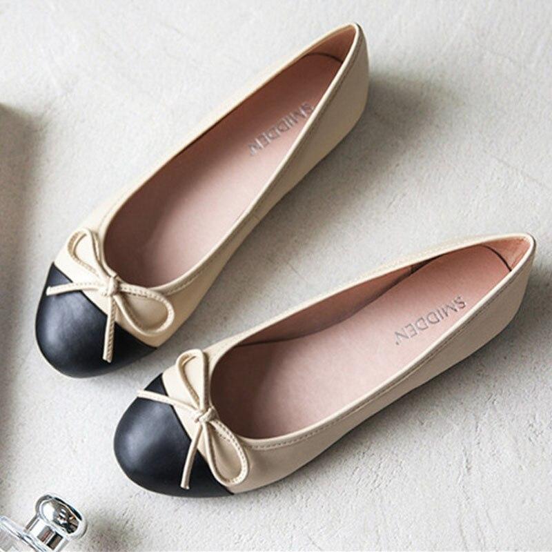 Mixte Luxe Designer En gold Black All Fashional Appartements Couleur Danse Cuir Solft Chaussures black De Femmes Apricot gold Black Véritable Vraiment Confortable Pink Femme wn7p5q5O