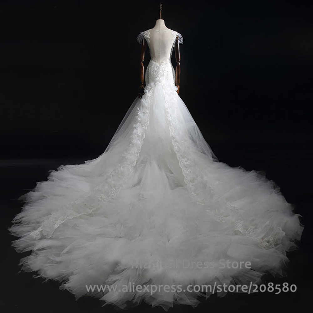 wedding dresses with diamond details and elegant looked diamond wedding dresses Wedding Dresses With Diamond Details And Elegant Looked Red Wedding Dresses with Great Designs and