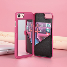 Luxury Mirror Case For iPhone and Samsung Galaxy