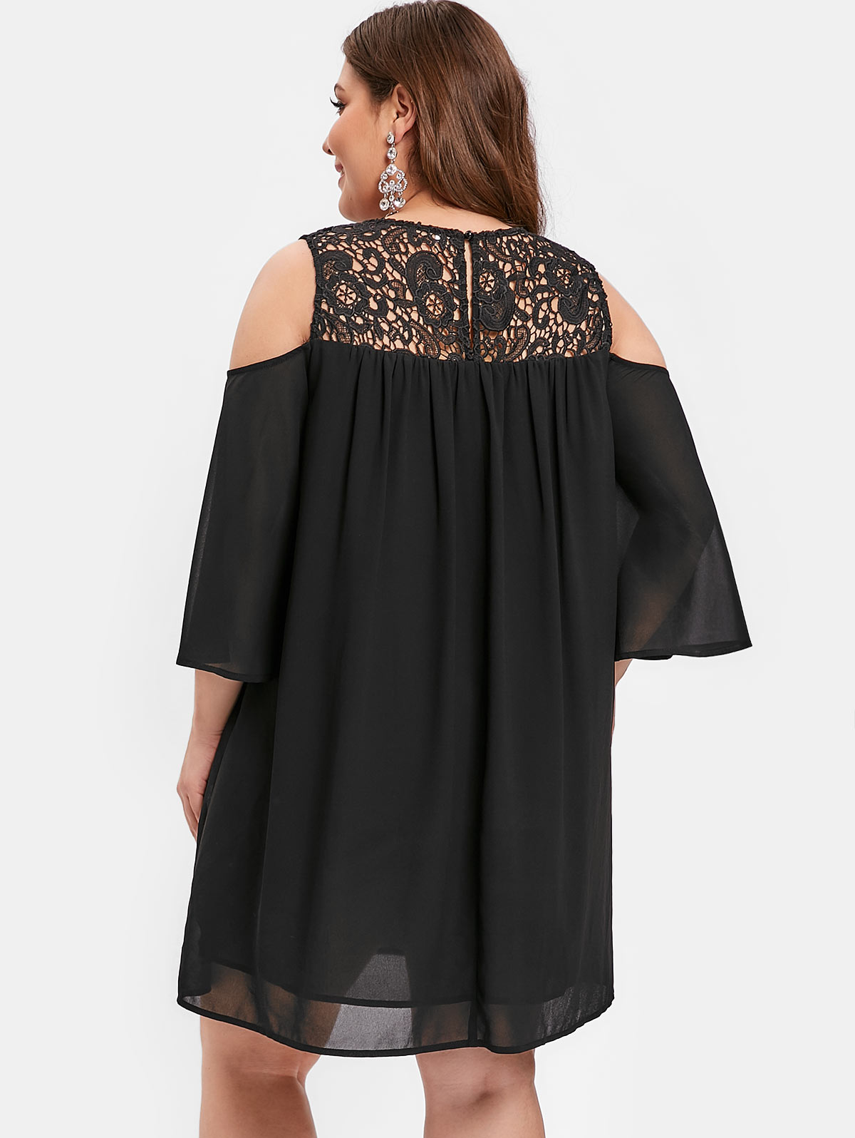 3b339af3eb66 Dresses Length:Mini Neckline:Round Collar Sleeve Length:Half Sleeves  Pattern Type:Others With Belt:No Season:Spring,Summer,Fall Weight:0.3070kg