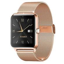 Surmos Z50 Smart Watch Bluetooth 2G GSM G-Sensor 0.3MP Camera Pedometer Sedentary Reminder for Smartphone Watch Android