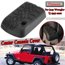 font b Car b font Universal Armrest Covers Center Console Cover For Jeep For Wrangler