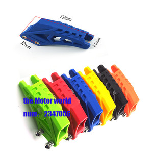 6 color 23mm Width Chain Guide Guard Sprocket Guard Protector Fit Kayo Apollo Bse PH07 PHO8 PH10 T8 Motorcross Dirt Bike(China)