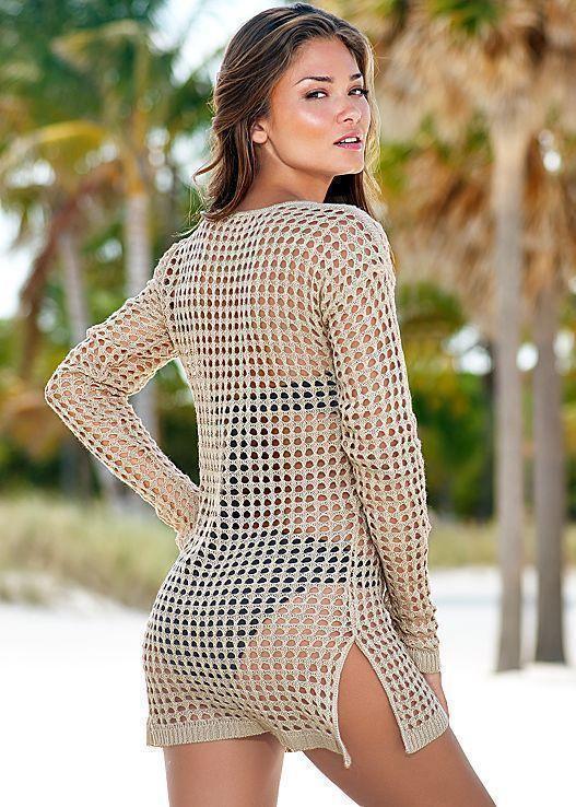 Summer Style Womens Bathing Swimsuit Beach Praia Bikini Banador Long