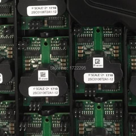1 pcs lote 2sc0106t2a1 12 2sc0106t dual channel ultra compacto custo beneficio scale 2 nucleo