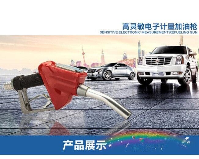 Débitmètre à Turbine capteur débitmètre indicateur de débit compteur jauge de carburant dispositif essence diesel essence huile compteur de ravitaillement en eau