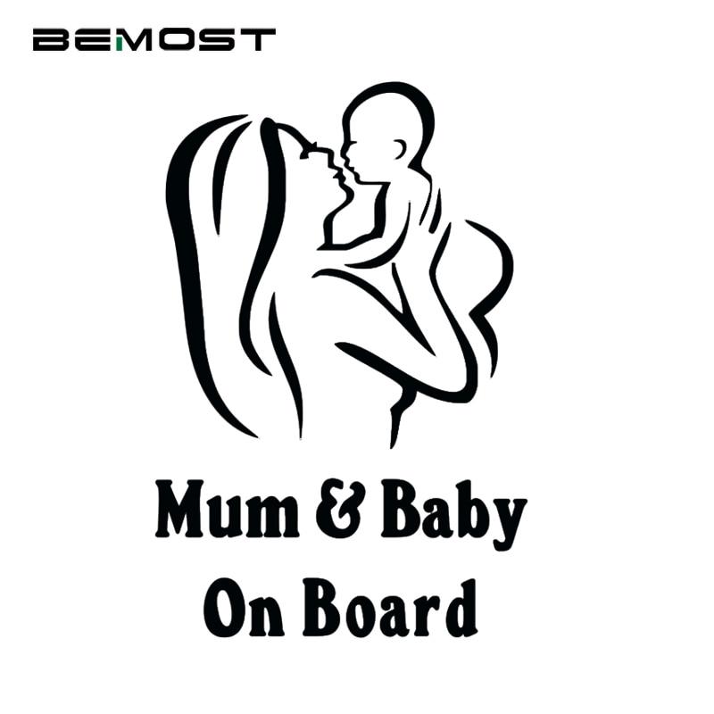Mum /& Baby On Board