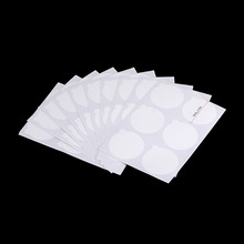 60ps Protective Glue Cover Sticker Tape Eyelash Extension For Jade Crystal Stone