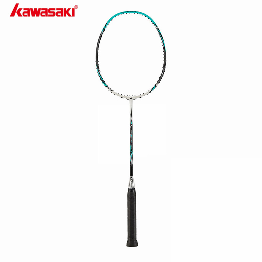 2019 Half Star Genuine Kawasaki Full Carbon Badminton Rackets Best Buys Raquette Badminton X260 With Free Gift