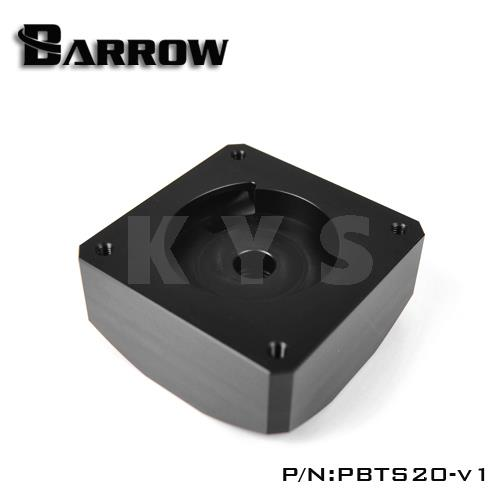 Barrow Reservoir Installable Top Cover for DDC Pump PBTS20-V1 barrow pmma ddc pump integration reservoir mod kit pbtt ytw3080 top cover