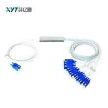 Оптоволоконный сплиттер для ftth/catv 16 портов 2x16 2:16