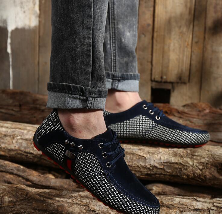 2017 Для мужчин повседневные туфли на плоской подошве красного цвета обувь с мягкой подошвой для мужские лоферы loubuten Обувь Для мужчин Chaussure Мужские Мокасины de MARQUE TN эспадрильи