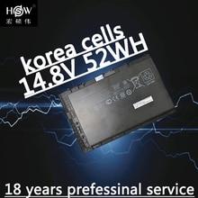 14.8V 52Wh BA04XL battery for HP EliteBook Folio 9470 9470m 687517-171 687517-241 687945-001 Ba06 Bt04 Bt04xl  batteria akku цена
