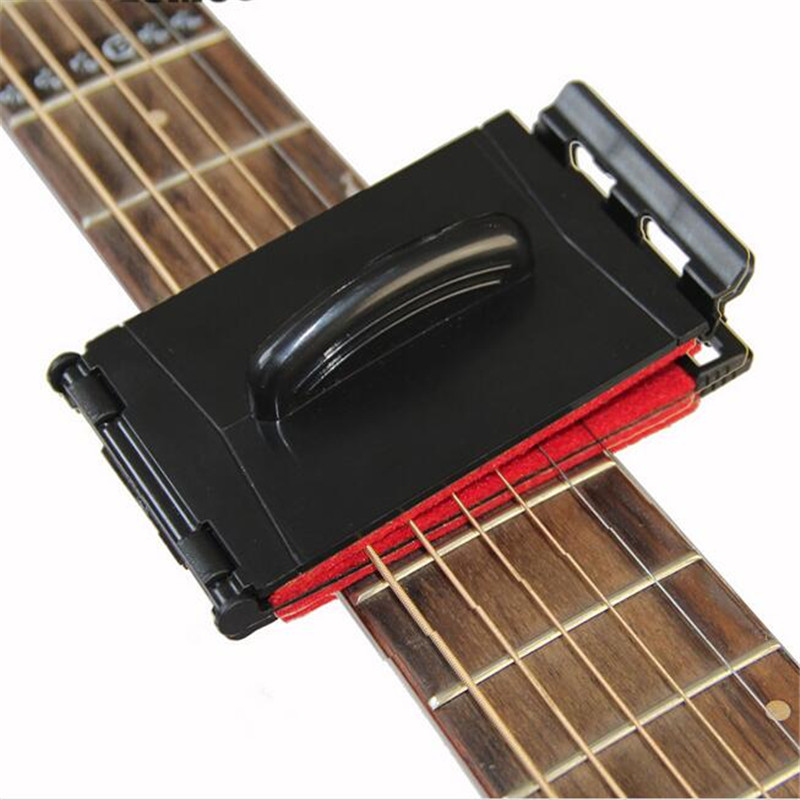 Stringed Instruments Newest Guitar String Scrubber Bass Strings Fingerboard Body Cleaner Quick-set For Instrument Body Strings Sports & Entertainment